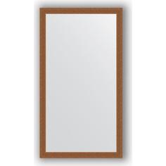Зеркало в багетной раме Evoform Definite 61x111 см, мозаика медь 46 мм (BY 3195)