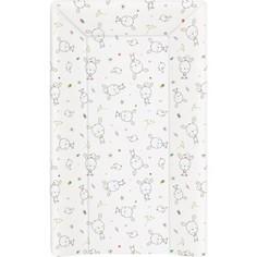 Матраc пеленальный Ceba Baby 70 см с изголовьем на кровать 120*60 см Dream Roll-over white W-201-903-100