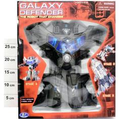 Робот - трансформер Happy Well Happy Well Galaxy Defender BOX УльтраСоник арт 3848-A