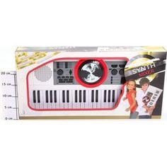 Музыкальный инструмент Potex на батар Синтезатор Synth Mixer 49 клав арт 527B