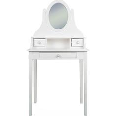 Туалетный столик с зеркалом Etagerca Adelina DM1038ETG