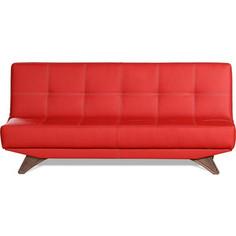 Диван-кровать СМК Бохум 091 3к 126 красный