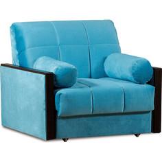 Кресло-кровать СМК Орион 084 1а 80 С68/Б86/П00 245 бирюза
