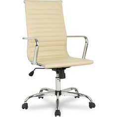 Кресло руководителя College H-966L-1 Beige