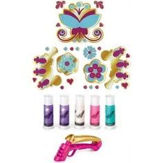 Игровой набор Hasbro Doh Vinchi Набор для творчества украшение-стикер для стены