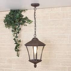 Уличный подвесной светильник Elektrostandard 4690389064890