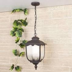 Уличный подвесной светильник Elektrostandard 4690389064678