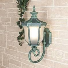 Уличный настенный светильник Elektrostandard 4690389065118