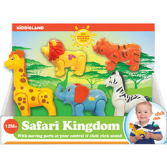 Развивающая игрушка Kiddieland Мир сафари (KID 054106)