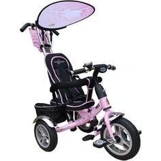 Трехколесный велосипед Lexus Trike Vip (MS-0561) розовый