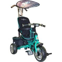 Трехколесный велосипед Lexus Trike Next Evo (MS-0565) аква
