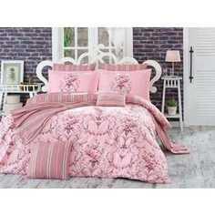 Комплект постельного белья Hobby home collection 1,5 сп, поплин, Ornella, розовый (1501001096)