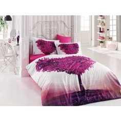 Комплект постельного белья Hobby home collection Евро, поплин, 3D Paradise, (1501000934)
