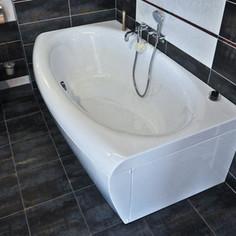 Акриловая ванна Ravak Evolution 170x97/83, без гидромассажа (C851000000)