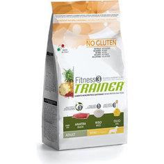 Сухой корм Trainer Fitness3 No Gluten Mini Adult Duck&Rice без глютена с уткой и рисом для собак мелких пород 7,5кг