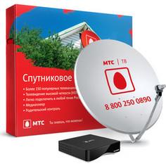 Комплект спутникового ТВ МТС №111