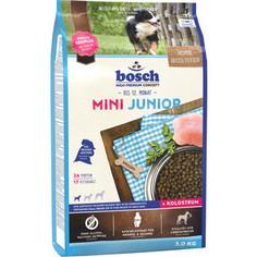 Сухой корм Bosch Petfood Junior Mini для щенков мелких пород 3кг