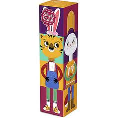 Krooom Игрушки из картона: Stack&Match кубики Животные (k-440)