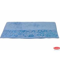 Полотенце Hobby home collection Dora 50x90 см светло-голубой (1501000440)