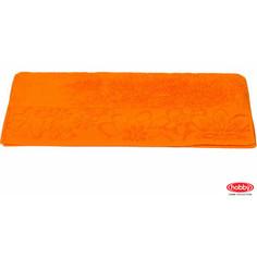 Полотенце Hobby home collection Dora 70x140 см оранжевый (1501000450)