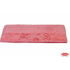 Полотенце Hobby home collection Dora 70x140 см розовый (1501000451)