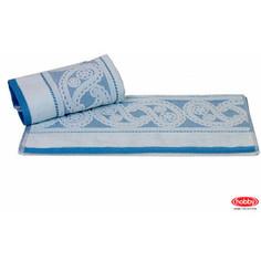 Полотенце Hobby home collection Hurrem 70x140 см голубой (1501000489)