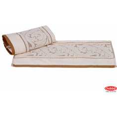 Полотенце Hobby home collection Sultan 70x140 см кремовый (1501000594)