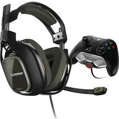 Игровые наушники ASTRO Gaming A40 TR + Mixamp M80 Black-Olive (Xbox One)