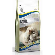 Сухой корм BOZITA Funktion Indoor & Sterilised 32/14 для домашних и стерилизованных кошек 10кг (30330)