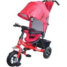 Трехколесный велосипед Lexus Trike Next Pro Air (MS-0526) красный