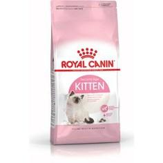 Сухой корм Royal Canin Kitten для котят до 12 месяцев 4кг (535040)