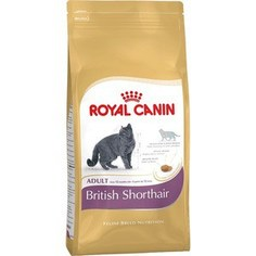 Сухой корм Royal Canin Adult British Shorthair для кошек британской короткошерстной породы 2кг (540020)