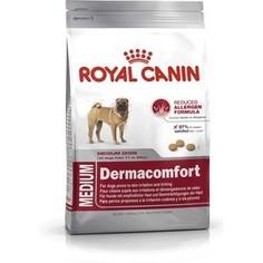 Сухой корм Royal Canin Medium Dermacomfort для собак средних пород склонных к кожным раздражениям и зуду 10кг (117100)