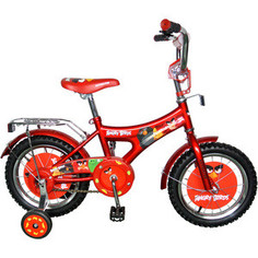 Navigator Велосипед 12, Angry Birds, красный, ВН12066