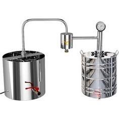 Дистиллятор непроточный Добрый Жар Дачный 100 литров