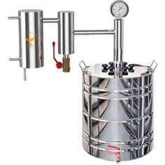 Дистиллятор проточный Добрый Жар Люкс 21 литров