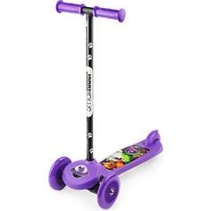 Small Rider Самокат Cosmic Zoo Scooter Фиолетовый (1233592/цв 1233595)