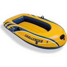 Надувная лодка Intex 68365 Challenger 1 (до 100кг) 193х108х38см