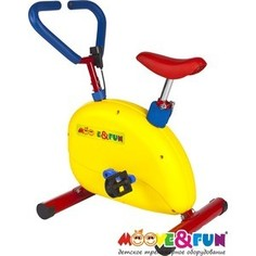 Велотренажер Moove&Fun механический (TFK-02/SH-002W) SH-002W Moove&Fun