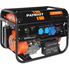 Генератор бензиновый PATRIOT GP 7210AE Патриот