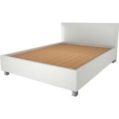 Кровать OrthoSleep Ниагара жесткое основание белый 160х200