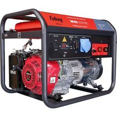 Генератор бензиновый сварочный Fubag WHS 210 DC