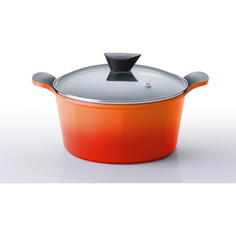 Кастрюля 24см Frybest Orange (ORCV-C24 Orange)