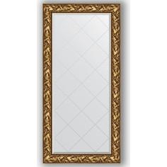 Зеркало с гравировкой Evoform Exclusive-G 79x161 см, в багетной раме - византия золото 99 мм (BY 4285)