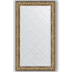 Зеркало с гравировкой Evoform Exclusive-G 100x175 см, в багетной раме - виньетка античная бронза 109 мм (BY 4425)