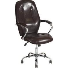 Кресло Алвест AV 119 СН (04) СХ эко кожа 221 шоколад