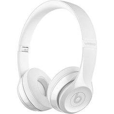 Наушники Beats Solo3 Wireless On-Ear gloss white (MNEP2ZE/A)