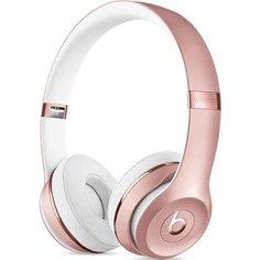 Наушники Beats Solo3 Wireless On-Ear rose gold (MNET2ZE/A)