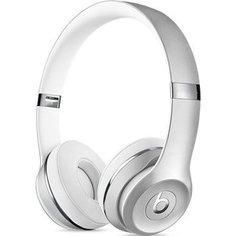 Наушники Beats Solo3 Wireless On-Ear silver (MNEQ2ZE/A)