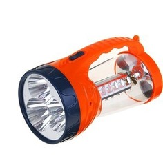 Фонарь Яркий луч RED 324 Светлячок аккумуляторный, 3LED 1W (кемпинг 24SMD)
